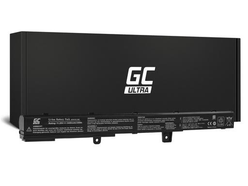 [GCL.AS90ULTRA] Zelena celica ULTRA baterija A31N1319 za Asus X551 X551C X551CA X551M X551MA X551MAV F551 F551C F551M R512C R512CA R553L