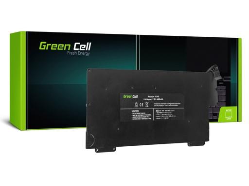 [GCL.AP09] Baterija Green Cell za Apple Macbook Air 13 A1237 A1304 2008-2009 / 7,4V 4400mAh