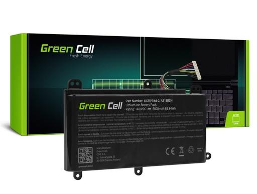 [GCL.AC74] Baterija Green Cell AS15B3N za Acer Predator 15 G9-591 G9-592 G9-593 17 G9-791 G9-792 G9-793 17X GX-791 GX-792 21X