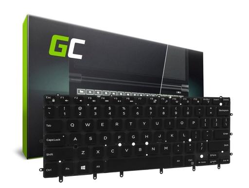 [GCL.KB312US] Tipkovnica za prenosnik Dell XPS 15-9550 15-9560 Inspiron 15-7558 15-7568 z osvetlitvijo