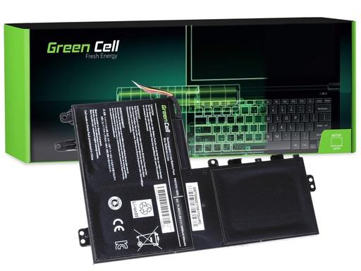 [GCL.TS54] Baterija Green Cell za Toshiba Satellite U940 U40t U50t M50-A M50D-A M50Dt M50t / 11,4V 3800mAh