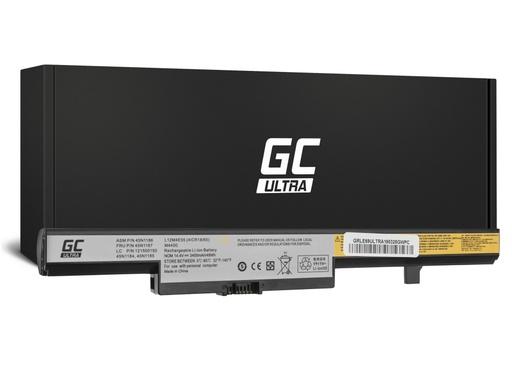 [GCL.LE69ULTRA] ZELENA CELIČNA ULTRA baterija L13L4A01 L13M4A01 L13S4A01 za Lenovo B50 B50-30 B50-45 B50-70 B50-80 B51-80 E50-80
