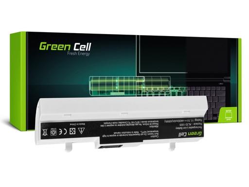 [GCL.AS19] Baterija Green Cell za Asus Eee-PC 1001 1001P 1005 1005P 1005H (white) / 11,1V 4400mAh