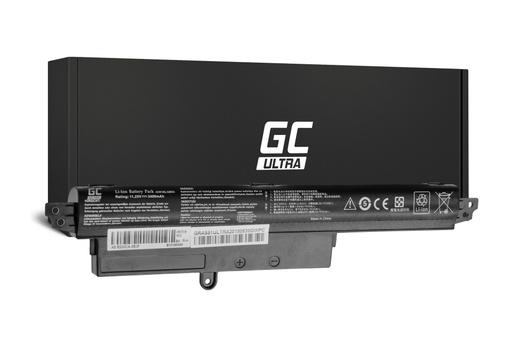 [GCL.AS91ULTRA] Green Cell ULTRA Battery for Asus X200 X200C X200CA X200L X200LA / 11,25V 3400mAh