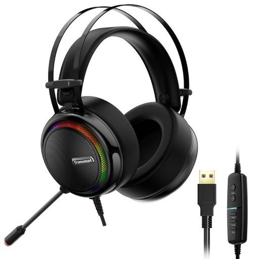 [HRT.63207] Tronsmart Glary Gaming RGB slušalke z mikrofonom in linijskim nadzorom