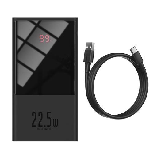 Baseus power bank 22,5W 10000mAh USB/USB Type C 5A QC 3.0 AFC FCP