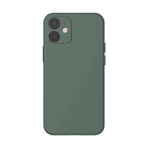 Baseus Liquid Silica Gel ovitek za iPhone 12 mini