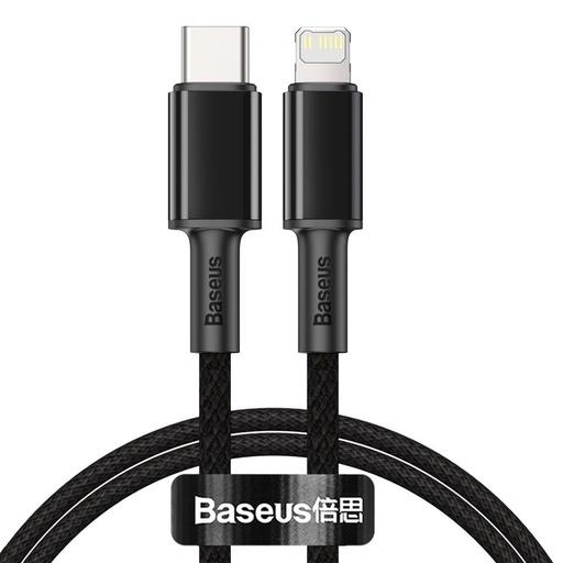 Baseus podatkovni kabel Tip C> Lightning PD Quick Charge 20 W 1 m