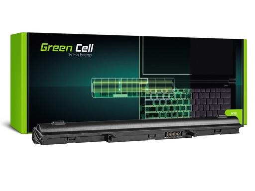 [GCL.AS61] Baterija Green Cell za Asus U32 U32U X32 U36 U36J U36S (black) / 14,4V 4400mAh
