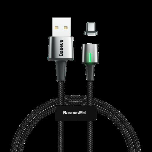 [HRT.51710] Baseus Zinc Type C magnetni kabel 3A 1m