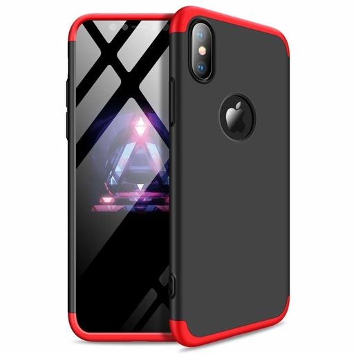 [HRT.45406] GKK 360 Protection ovitek za iPhone XS Max (luknja za logotip)