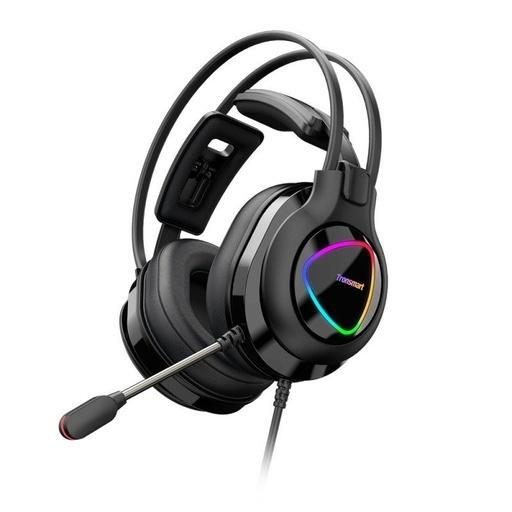 [HRT.63147] Tronsmart Glary Alpha Gaming RGB slušalke 3,5 mm mini jack z mikrofonom in linijskim nadzorom