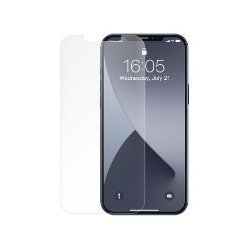 [HRT.64136] Baseus Frosted steklo za Phone 12 Pro / iPhone 12 2xkosa 0,25mm