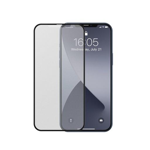 [HRT.64140] Baseus zaščitno steklo za iPhone 12 Pro Max 2x 0,25 mm
