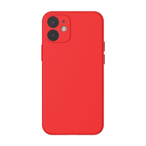 [HRT.64083] Baseus Liquid Silica ovitek za iPhone 12
