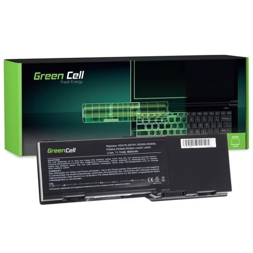 [GCL.DE21] Baterija Green Cell za Dell Inspiron E1501 E1505 1501 6400 / 11,1V 6600mAh