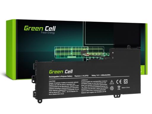 [GCL.LE136] Baterija Green Cell L14L2P22 L14M2P24 L14S2P22 za Lenovo E31-70 E31-80 U31-70 IdeaPad 500s-13ISK 510s-13IKB 510s-13ISK