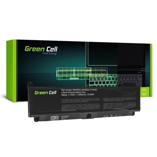 [GCL.LE152] Battery Green Cell 01AV405 01AV406 01AV407 01AV408 for Lenovo ThinkPad T460s T470s