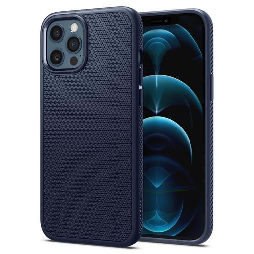 [HRT.66886] Spigen Liquid Air ovitek za Iphone 12 Pro Max