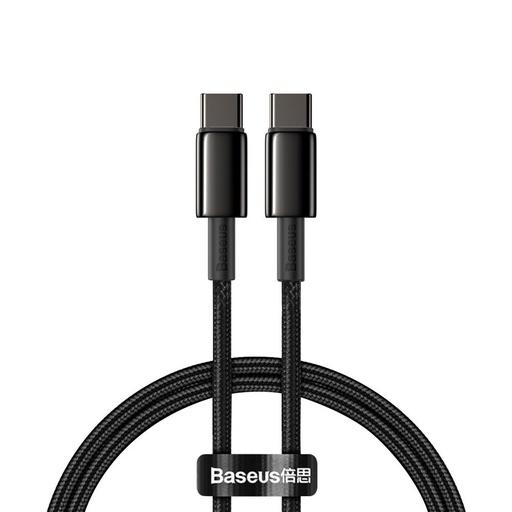 [HRT.64393] Baseus Podatkovni kabel Tip C - USB PD Hitro polnjenje 100W 5A 1m