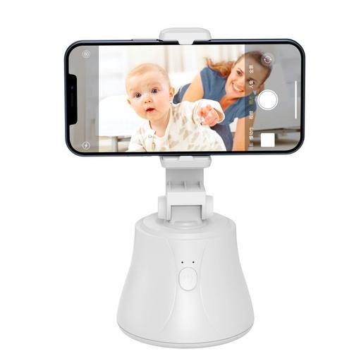 [HRT.64911] Prenosno držalo za telefon Baseus z osnovnim rotacijskim stojalom za 360 stopinj, stabilizatorjem za sledenje obrazov