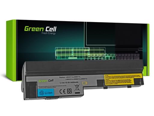 [GCL.LE96] Baterija Green Cell za Lenovo IdeaPad S10-3 S10-3c S10-3s S100 S205 U160 U165 / 11,1V 4400mAh