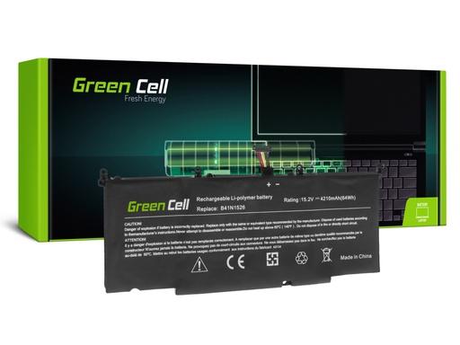 [GCL.AS134] ZELENA CELICA B41N1526 Baterija za Asus FX502 FX502V FX502VD FX502VM ROG Strix GL502VM GL502VT GL502VY / 15,2V 4210mAh