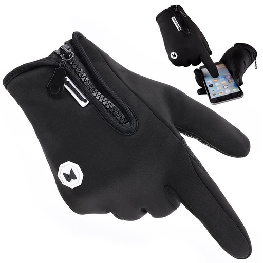 [HRT.61956] Wozinsky touch športne nepremočljive zimske rokavice