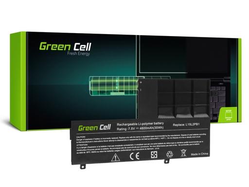 [GCL.LE132] ZELENA CELIČNA baterija L15C2PB1 L15L2PB1 L15M2PB1 za Lenovo Yoga 510-14IKB 510-14ISK 510-15IKB 510-15ISK