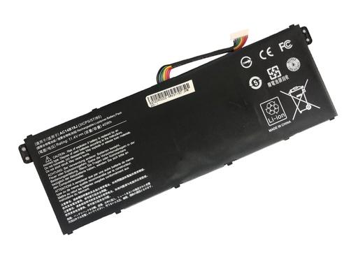 [NRG.AC14B] NRG+ baterija za Acer Aspire E 11 ES1-111M ES1-131 E 15 ES1-512