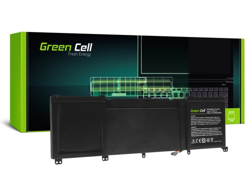 [GCL.AS147] ZELENA CELIČNA baterija C32N1415 za Asus ZenBook Pro UX501J UX501JW