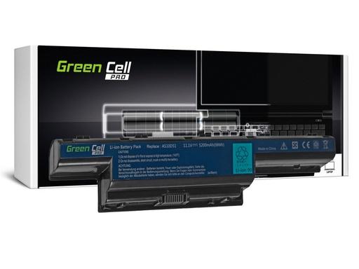 [GCL.AC06PRO] Green Cell PRO Battery for Acer Aspire 5740G 5741G 5742G 5749Z 5750G 5755G / 11,1V 5200mAh