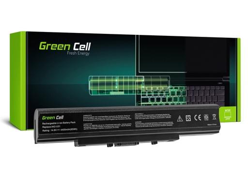 [GCL.AS39] Green Cell Battery for Asus U31 U31E U31F U31J  U41 U41JF / 14,4V 4400mAh
