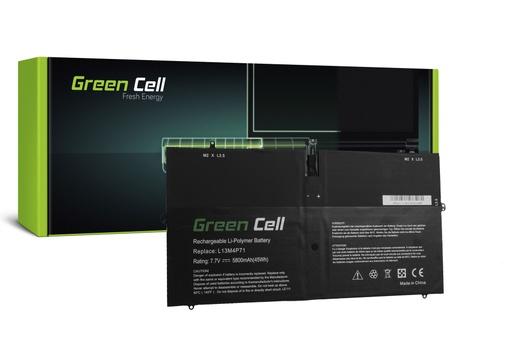 [GCL.LE111] Green Cell Battery for Lenovo Yoga 3 Pro 1370 / 7,4V 5800mAh