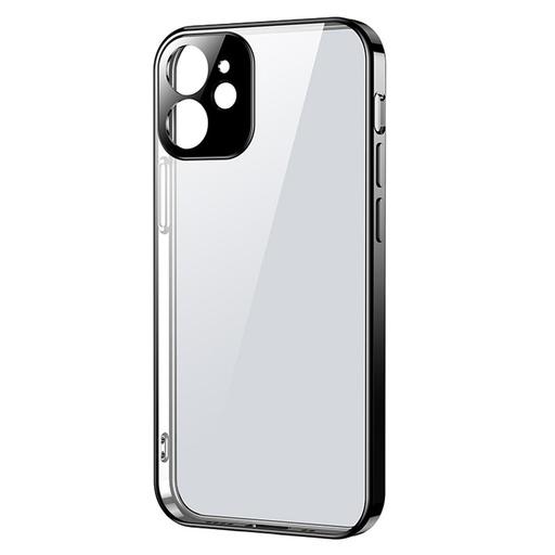[HRT.71482] Izjemno tanek ovitek Joyroom New Beauty Series z galvaniziranim okvirjem za iPhone 12