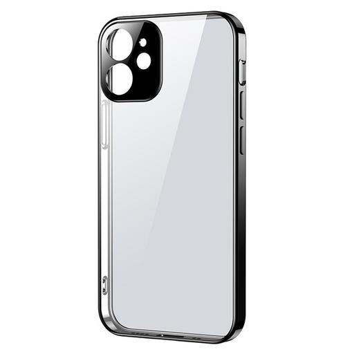 [HRT.71488] Izjemno tanko ohišje Joyroom New Beauty Series z galvaniziranim okvirjem za iPhone 12 Pro