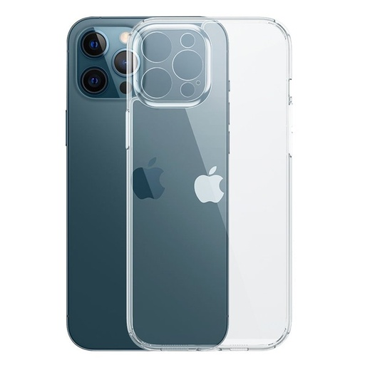 [HRT.71534] Joyroom Crystal Series trpežna torbica za telefon za iPhone 12 prozorna