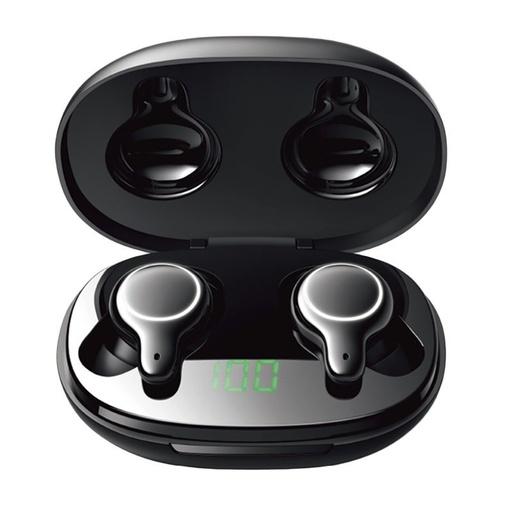 [HRT.72531] Joyroom Vodoodporen IPX5 Brezžična Bluetooth 5.0 TWS slušalka LED ekran