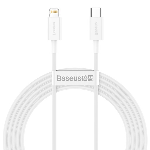 [HRT.69052] Baseus Superior Cable USB Type C - Lightning Power Delivery 20 W 2 m
