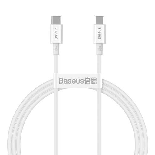 [HRT.72778] Baseus Superior podatkovni kabel za hitro polnjenje Type-C / Type-C 100W 1m
